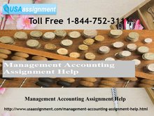 Management Accounting Assignment Help | Assignment Expert