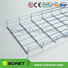 12 X 2 X 10 Popular Size Zinc Plated Wire Cable Tray