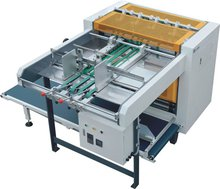 Automatic Rigid Box Grooving Machine With High Accuracy