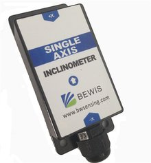 Current Output Single Axis High Performance Inclinometer