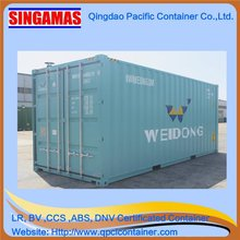 Singamas Qingdao Factory Directly Produce And Sell 20 Foot Container With 3.1m Height