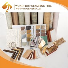 Gold Silver Metalic Ps Picture Frame Heat Transfer Film
