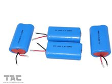 LFR14505 AA 600mah 3.2V Lifepo4 Battery Pack With Pcb For Flash Light