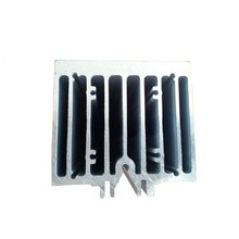 Highly Difficult Extruded Heat Sinks For SSR