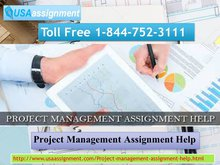 Project Management Assignment Help | Assignment Expert