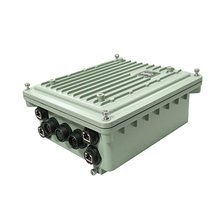 Ambient Temperature Forest Fire Surveillance Zigbee Wireless Mobile Network Base Station Controller
