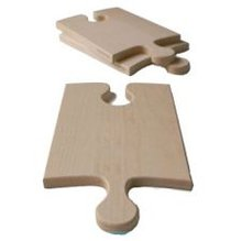 2017 Most Popular Puzzle Wooden Cutting Board