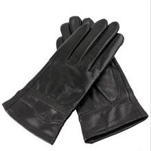 New Arrive High Quanlity 100% Leather Women Leather Driving Gloves